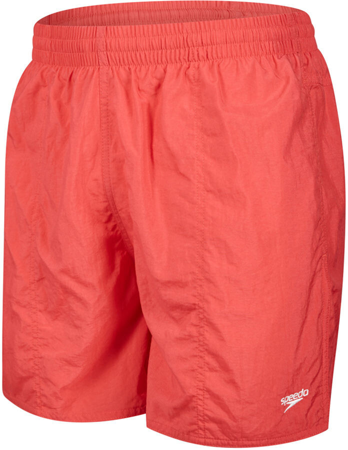 a88e35ccc9 speedo Solid Leisure 16 Bathing Trunk Men red at Addnature.co.uk